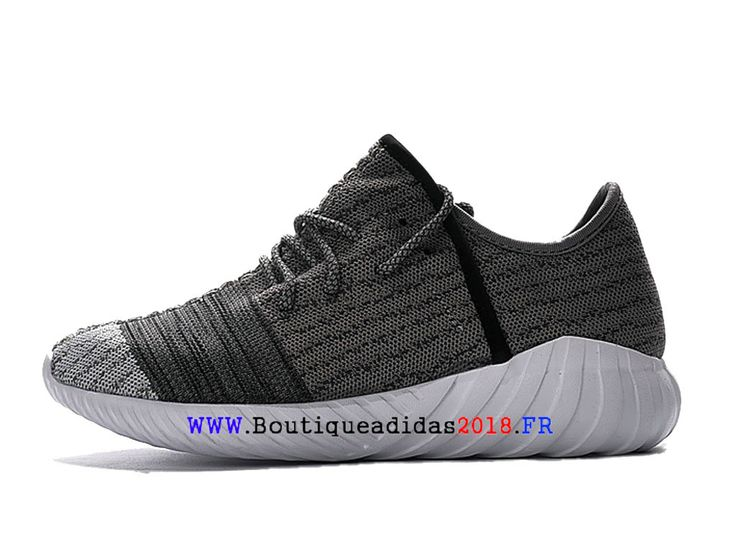 Adidas yeezy 550 boost 2018 - Chaussure Adidas Pas Cher Pour Homme Gris / blanc DSC_9270