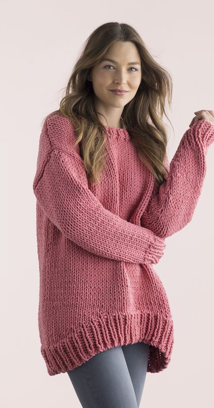 Chunky knit jumper by Panda Australia