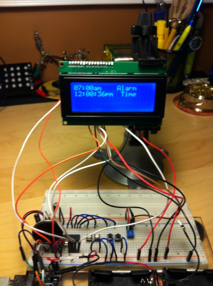 Tutorial 12: Arduino LCD Connection and Sketches