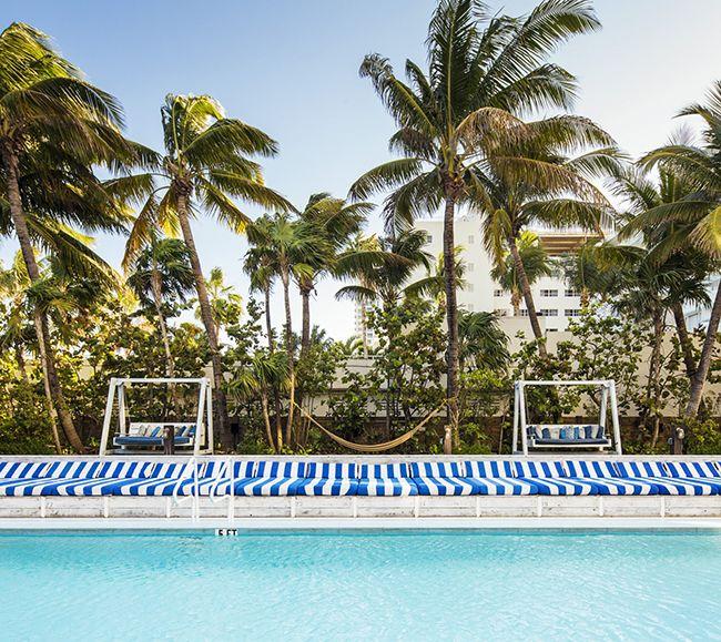 The best hotels and restaurants around Miami Beach • Soho Beach House via @SavvyHome