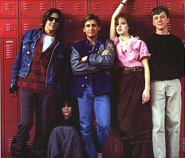 If only life could be a John Hughes movie.