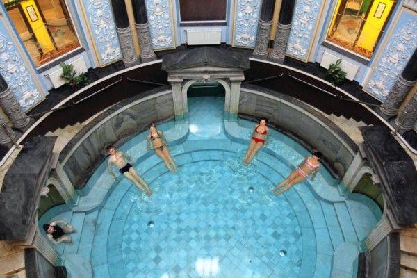Thermal Pool in Lądek-Zdrój //