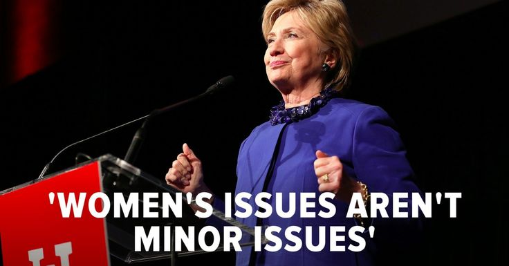 Hillary Clinton: 'There Is Nothing Elitist About Fighting For Women's Rights' Do You Miss Me? LOL Hillary has moved on to more profitable ventures.Follow the moey trail by visiting this site..... www.contacthillaryclinton.com