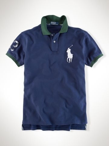 Welcome to our Ralph Lauren Outlet online store. Ralph Lauren Mens Big Pony  Polo T Shirts on Sale. Find the best price on Ralph Lauren Polo.