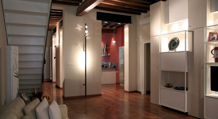 Casa Vecchi, Parma [ Architetto: Pier Maria Giordani - ReCS Architects ] 2007