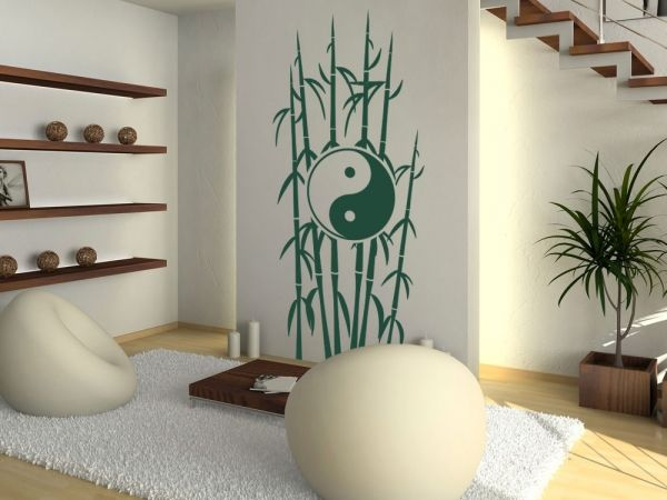 Wandtapete wohnzimmer ~ 40 besten wandtattoos für wohnzimmer bilder auf pinterest