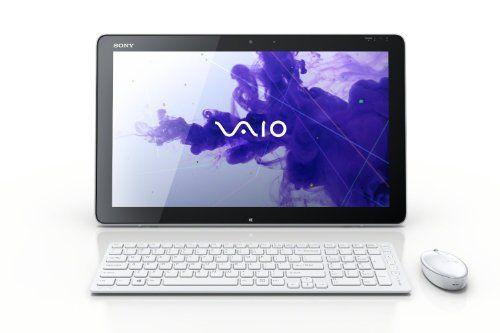 Sony Vaio Tap All-in-one Touchscreen SVJ202190x 20-inch (1600 X 900 Ips) Desktop (White)/ I7-3517u/ 8g/ 1TB