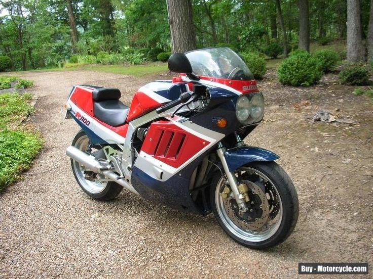 1986 Suzuki GSX-R #suzuki #gsxr #forsale #canada