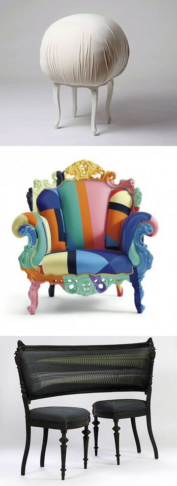 The strange and surreal furniture designer and korean for Lila jang s canape