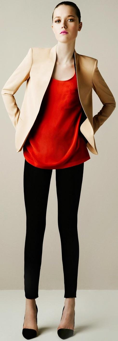 LOVE this look!! Simple yet elegant