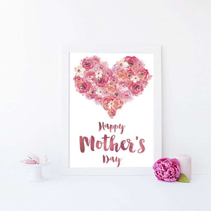 11 Mothers Day Printables For Your Last Minute Gifting Needs