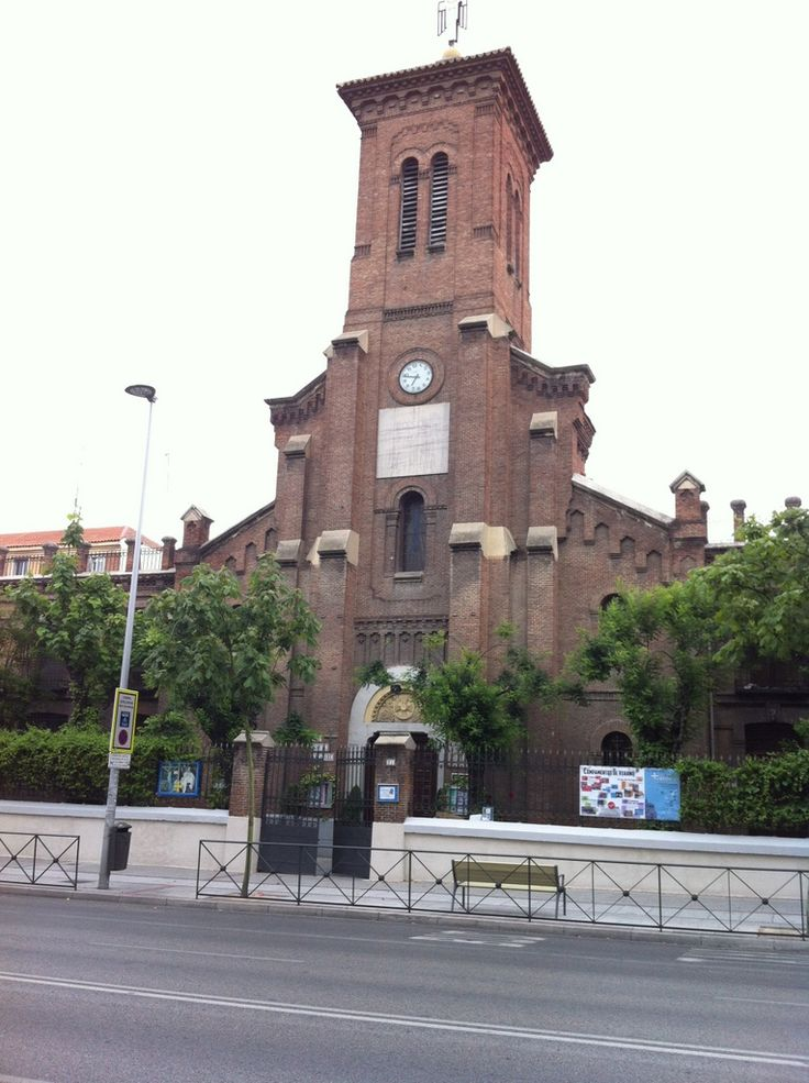 Iglesia de San Miguel Arcángel, en Madrid