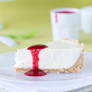 Cheesecake au citron & lait concentré