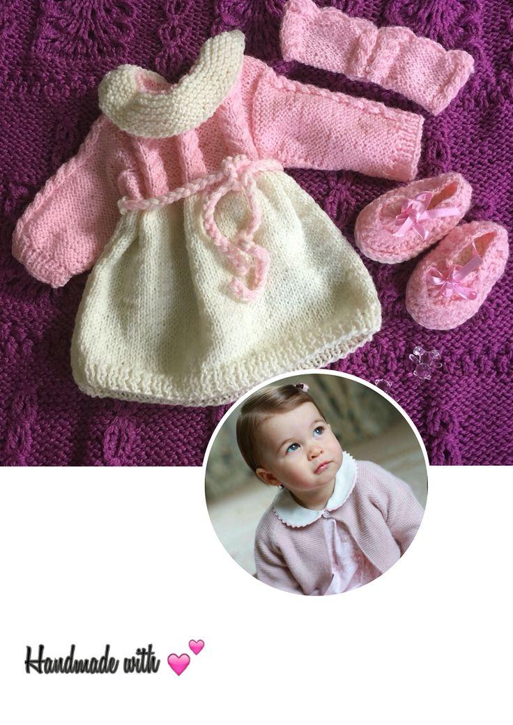 #knitting #strikking #handmadewithlive #rekodzielo #dzierganie #nadrutach #boy #newborn #babyshower #love #hobby #tobelikearoyal #szydelko #wloczka #ull #welna #garn #knitstagram #knitting #princess #ksiezniczka