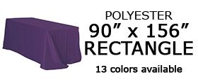 Polyester Tablecloths for Weddings, Discount Table Cloths   Wholesale Table Linens