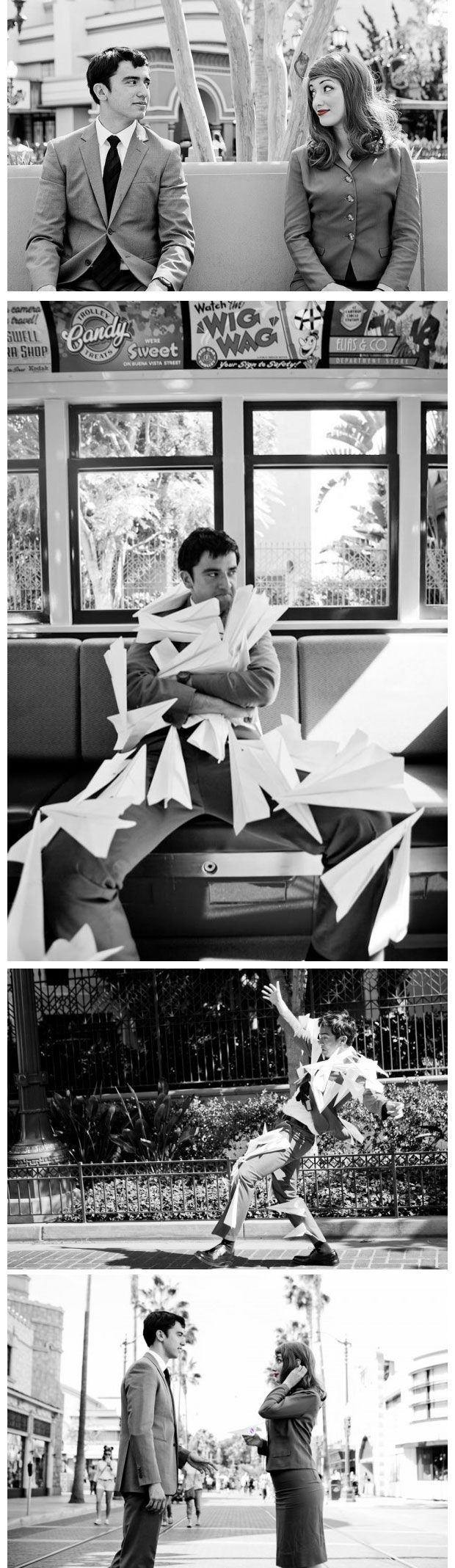 Enchanting Paperman Cosplay  | http://fashionablygeek.com/costumes/enchanting-paperman-cosplay/#more-69238