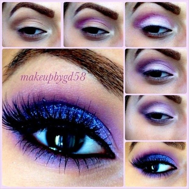Step by Step Eye Makeup - Bing Images