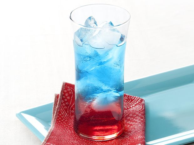 Fourth of July Cocktail from FoodNetwork.com