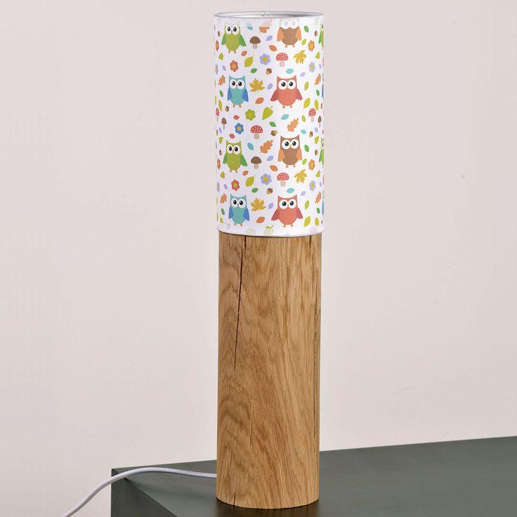 La lampe Keedz 45 motif hibou - on adore! - http://www.decostock.fr/lampe-originale-pour-enfant,fr,4,blumen-lampe-lumetto45keedz.cfm#.UqdUMfTuJu0