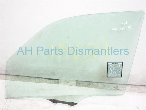 Used 2009 Honda Pilot Front driver DOOR GLASS  73350-SZA-A10 73350SZAA10. Purchase from https://ahparts.com/buy-used/2009-Honda-Pilot-Window-Front-driver-DOOR-GLASS-73350-SZA-A10-73350SZAA10/100212-1?utm_source=pinterest