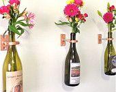 2 HARDWARE ONLY Wine or Beer Bottle Tiki by GreatBottlesofFire