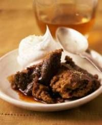 Mom's Persimmon Pudding Cake | Sweet Emotions | Pinterest