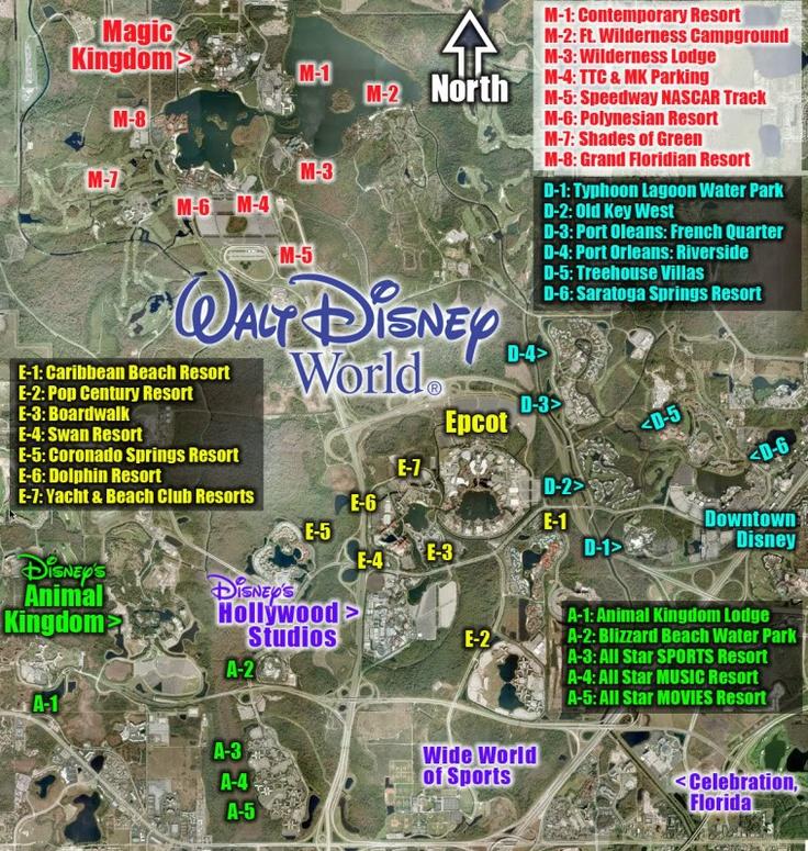 Walt Disney World Maps by Robo Wdw Pinterest Disney Walt disney world