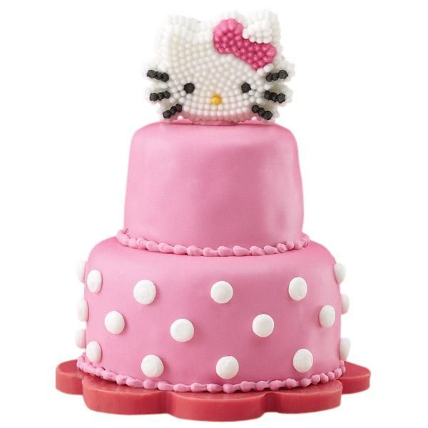 Hello Kitty Icing Cake Design : 1000+ images about Hello kitty bday on Pinterest