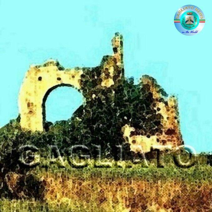 Gagliato, ruderi dell'antica Grangia Certosina
