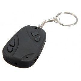 Porte-clés avec caméra et dictaphone