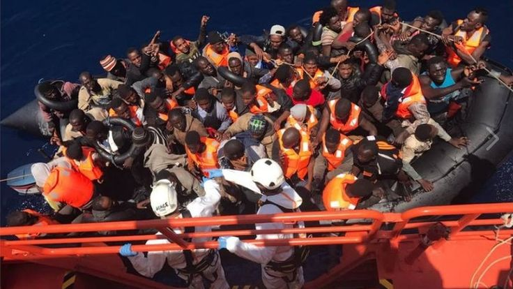 Deadly journey https://tmbw.news/deadly-journey  It is believed to be the worst tragedy in the Western Mediterranean this year - 49 sub-Saharan Africans attempting to reach Spain are missing after the boat they were travelling in capsized.Their dinghy was found deflated 28 nautical miles west of the island of Alborán, midway between the Moroccan coast and Spain.Three survivors were rescued by the Spanish coastguard on Tuesday. The 17-year-old and two men aged 25 were all taken to Tarifa for…