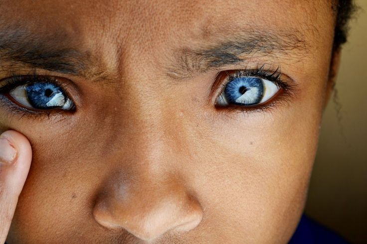 Sign Language in Jamaica: Eye Photo by Justin Anantawan -- National Geographic Your Shot