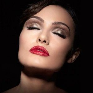 Holiday party makeup tips