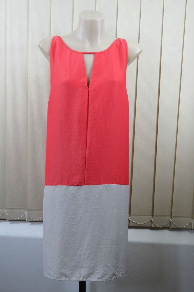 Size XL 16 Portmans Ladies Shift Tunic Dress Business Office Casual Boho Chic