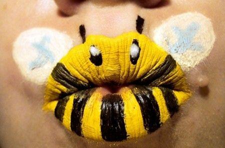 Carnival make-up