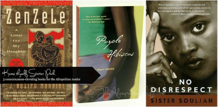 Give the gift of knowledge: My Top 3 African & African-American books for young adult Afropolitans