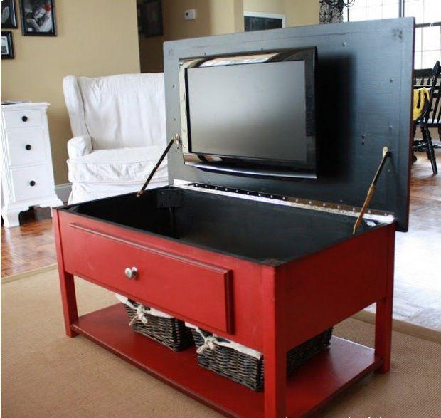 Tv sehpası ve çalışma masası