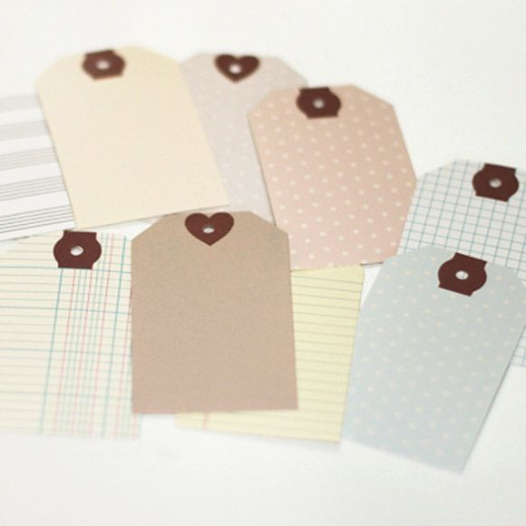 Simple Sweet Gift Tags