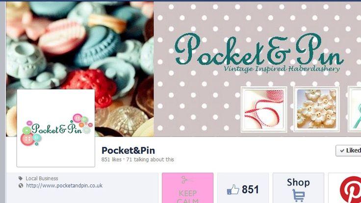 Pocket & Pin - Vintage Inspired Haberdashery
