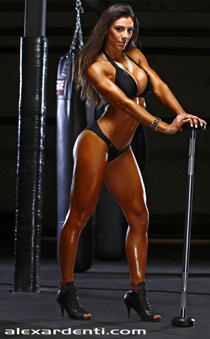 ROSALYN: Sexy female personal trainers