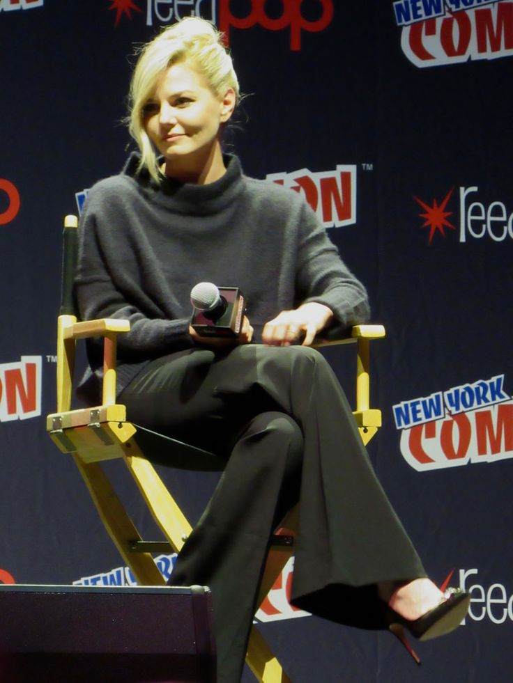Jennifer Morrison at NYCC 7th October 2016