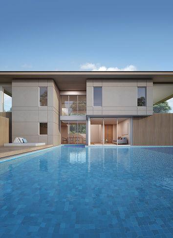 Moderne architektenhäuser mit pool  24 besten terng99 Bilder auf Pinterest | Kreativ, Häuser mit Pool ...
