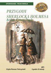 Przygody Sherlocka Holmesa - audiobook http://kioskonline.nextore.pl/audiobooki/przygody_sherlocka_holmesa_p2279.xml