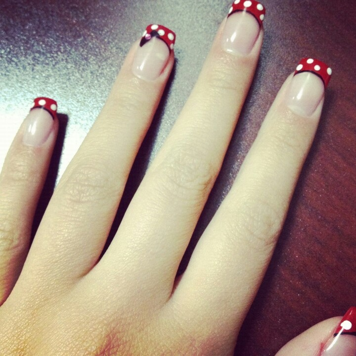 Mickey Mouse Nails: Things That Make Me Smile