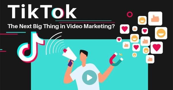 Infographic Is Tiktok A Fit For Your Brand Pr Daily Video Marketing Infographic Infographic Marketing Video Marketing
