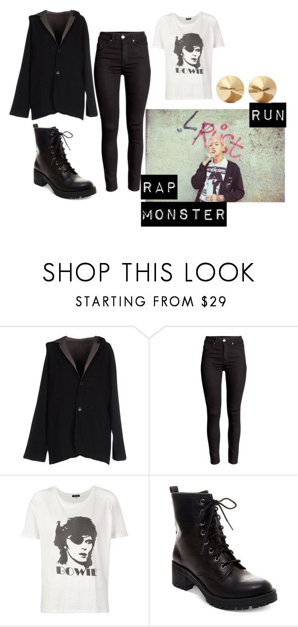 Bts Run Rap Monster Inspired Outfit Kpop Inspired