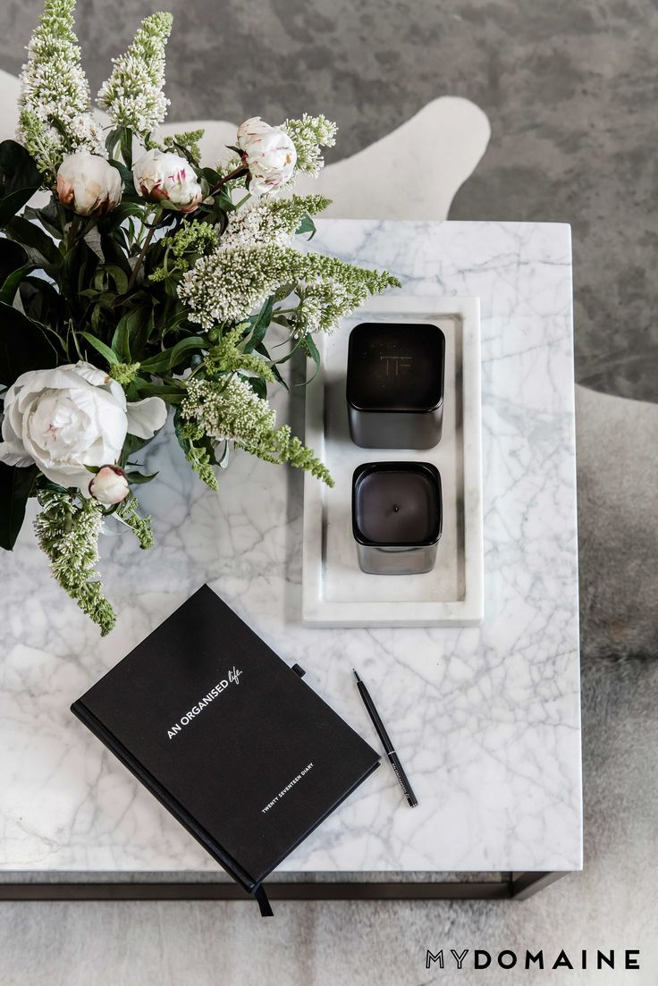 See inside Gritty Pretty's new HQ: http://grittypretty.com/style/office-tour-gritty-pretty-headquarters/   Coffee Table: West Elm