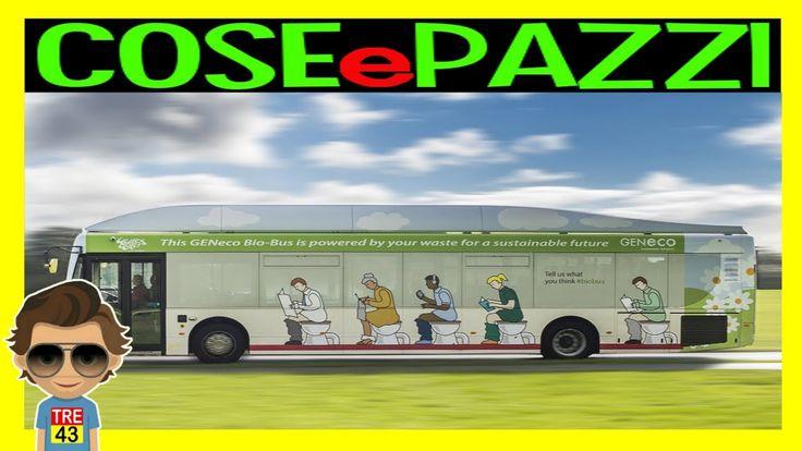 Idee & Invenzioni Geniali_L'Autobus Che Va A Feci ...