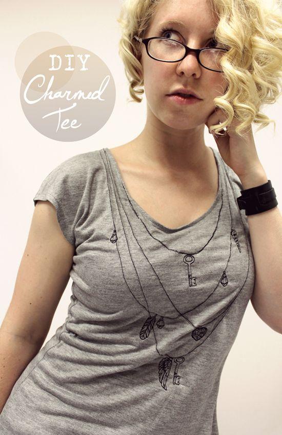 Charmed Tee