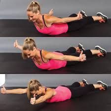 Bra Fat Workout: At-home Workout to Tone and Tighten Your Chest and Back | Female Galaxy